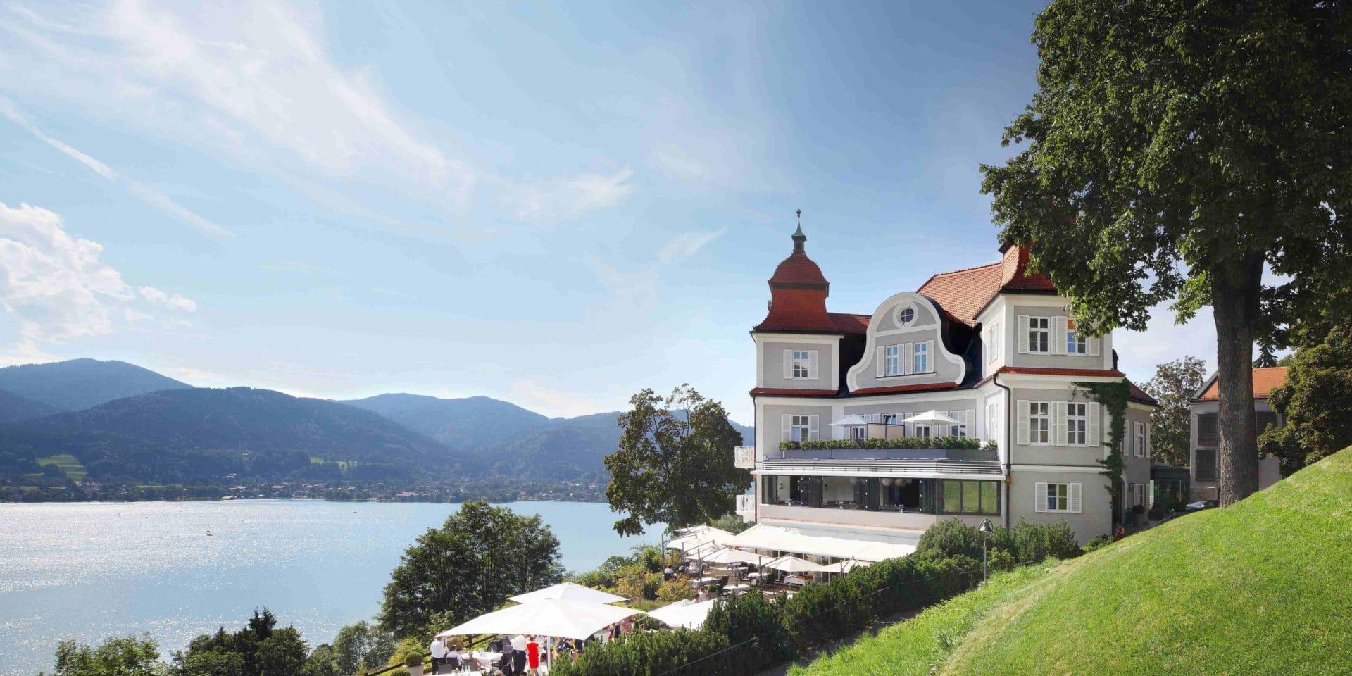 perma-trade permatrade Referenz Hotel Das Tegernsee