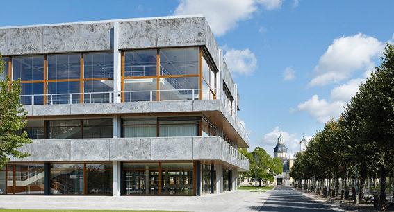 perma-trade permatrade Referenz Bundesverfassungsgericht Karlsruhe Heizungswasser und Kühlkreislauf