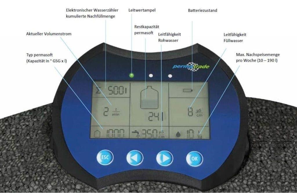 Heizung befüllen nach VDI 2035 mit digitaler Heizungsbefüllstation PT-DB