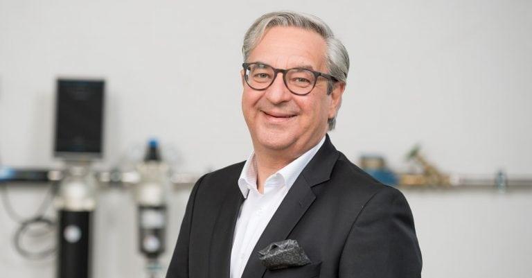 perma-trade permatrade Wassertechnik GmbH Geschäftsführer Michael Sautter