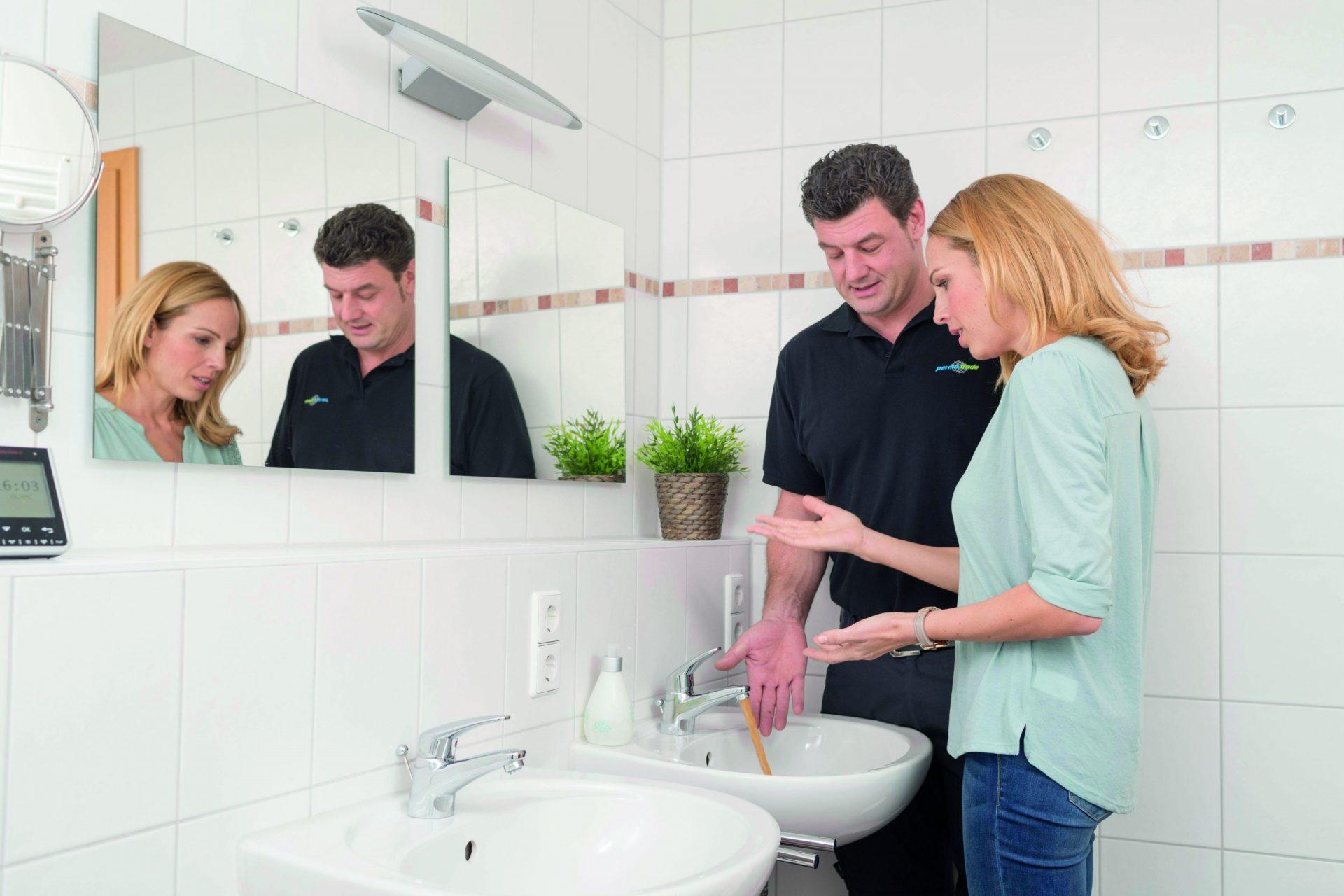 badezimmer 1920, rost badezimmer - perma-trade wassertechnik gmbh, Badezimmer