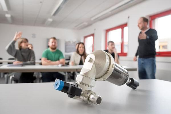 SHK-Seminare Wasseraufbereitung Wasserfilter